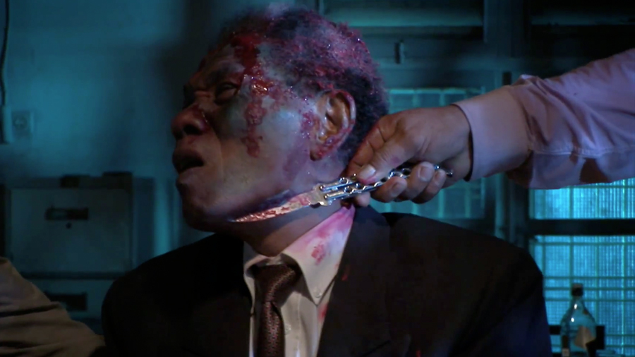 Salah satu adegan di film 'The Act of Killing'