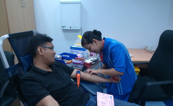Medical Check-Up di IJN Bersama Firefly Holiday